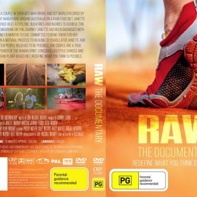 Raw-the documentary-DVD