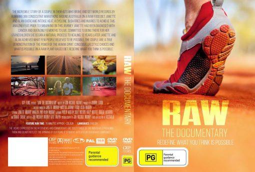 Raw-the documentary-DVD